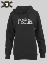 Boundless Beatz #2 / Hoodie Women Longline