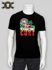 Hardcore Cunt / Slim Fit Shirt