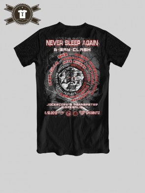 Never Sleep Again / Girlie Shirt