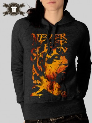 Never Sleep Again Pt. II / Hoodie Women