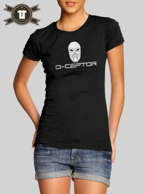 D-Ceptor - Head / Girlie Shirt