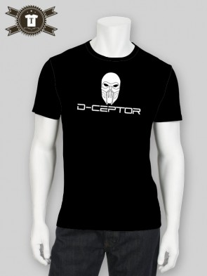 D-Ceptor - Head / Slim Fit Shirt