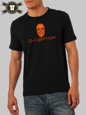 D-Ceptor - Head / T-Shirt