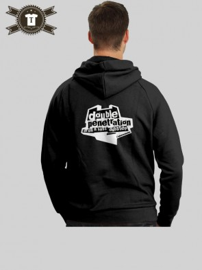Double Penetration / Zip Hoodie Men