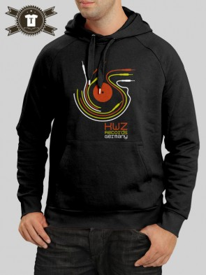 Vinyl Surround Sound / Hoodie Men