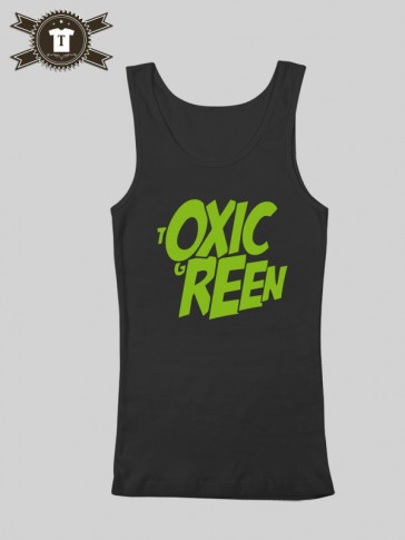 Toxic Green / Tank Top Women