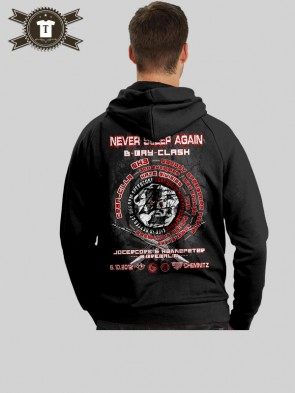 Never Sleep Again / Hoodie Men