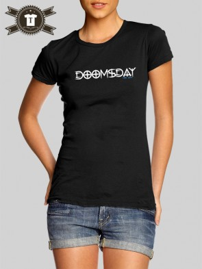 Doomsday 2014 / Girlie Shirt