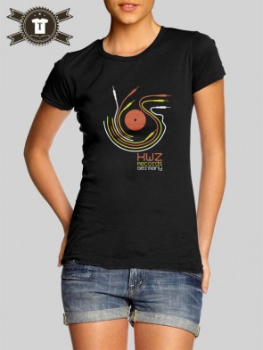 Vinyl Surround Sound / Girlie Shirt