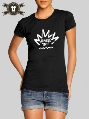 Jungle Trip #2 / Girlie Shirt