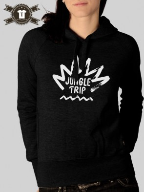Jungle Trip #2 / Hoodie Women