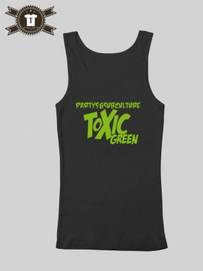 Toxic Green - Subculture / Tank Top Women