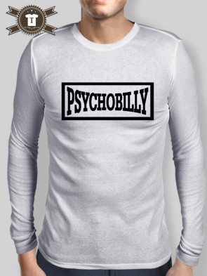Talec Twist - Psychobilly / Longsleeve Shirt Men