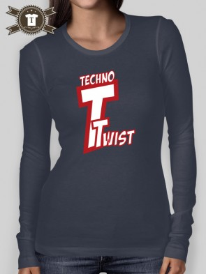 Talec Twist - Techno Twist / Longsleeve Shirt Women
