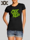 Toxic Green / Girlie Shirt