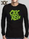 Toxic Green / Longsleeve Shirt Men