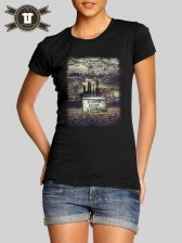 Welcome To Wasteland / Girlie Shirt