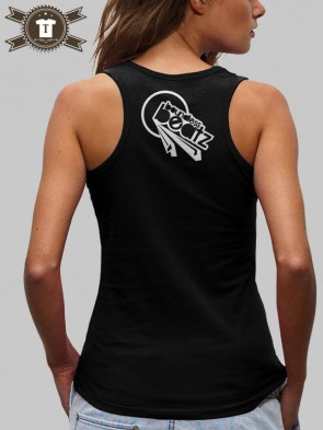 Boundless Beatz #1 / Tank Top Racerback
