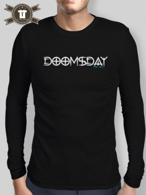Doomsday 2014 / Longsleeve Shirt Men