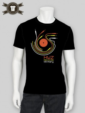 Vinyl Surround Sound / Slim Fit Shirt