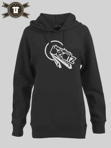 Boundless Beatz #1 / Hoodie Women Longline