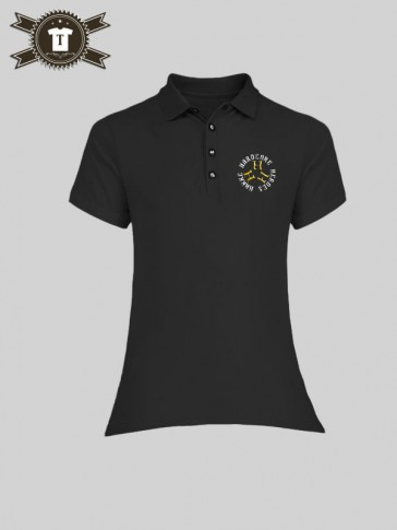 Hakke Hardcore Heroes / Polo Shirt Women