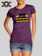 Drum 'n' Bass / Girlie Shirt
