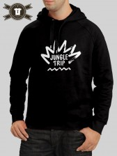 Jungle Trip #2 / Hoodie Men