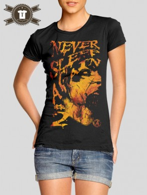 Never Sleep Again Pt. II / Girlie Shirt