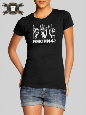 Fraktion42 - Hands / Girlie Shirt
