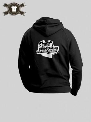 Double Penetration / Zip Hoodie Women