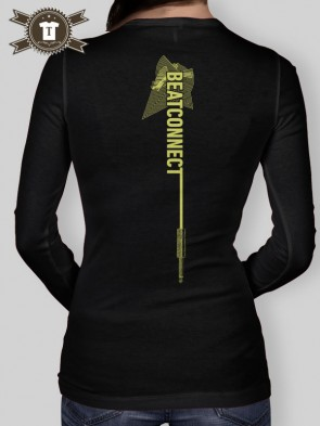 Beatconnect 2 / Longsleeve Shirt Women