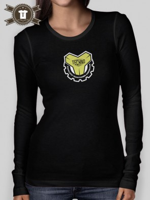 Techno Tradition Chemnitz / Longsleeve Shirt Women