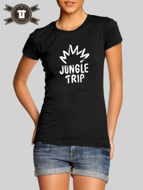 Jungle Trip #1 / Girlie Shirt