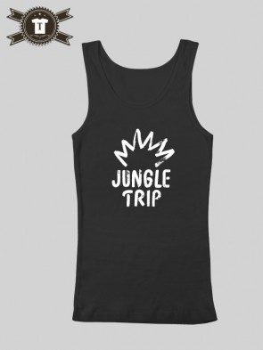 Jungle Trip #1 / Tank Top Men