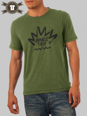 Jungle Trip #2 / T-Shirt