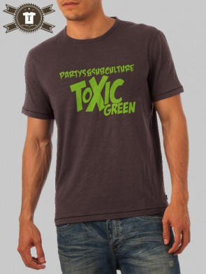 Toxic Green - Subculture / T-Shirt