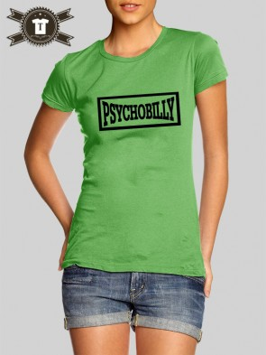 Talec Twist - Psychobilly / Girlie Shirt
