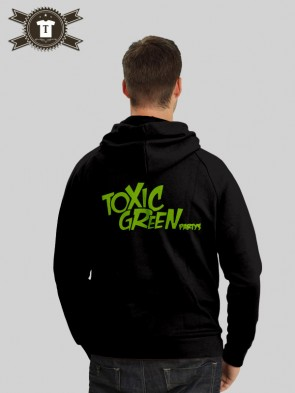 Toxic Green - Party's / Hoodie Men